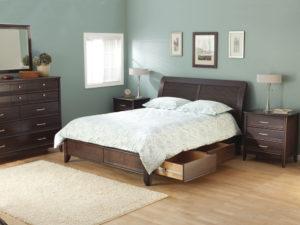 Pacific Bedroom